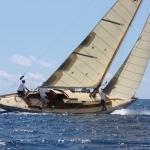JANLEY (ANU)<br>George Kettenburg sloop 46' 1946