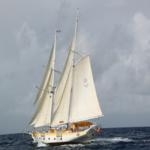 MARIE DES ISLES (UK) <br> Topsail schooner 67' 1986