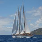 SELJM (UK)<br> Boretti Staysail Schooner 110' 1980