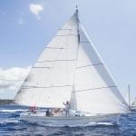 SWEETHEART (ANU)<br> Zepharin McLaren sloop 36′ 1986