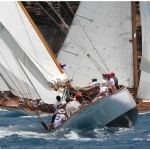 THE BLUE PETER (UK) <br>Alfred Mylne Cutter 65′ 1929